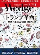 『Wedge』2017年1月号掲載記事広告