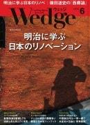 『Wedge』2018年6月号掲載記事広告