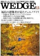 『WEDGE』2013年11月号掲載記事広告